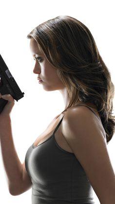 Summer Glau, Terminator: The Sarah Connor Chronicles, tv show, 720x1280 wallpaper