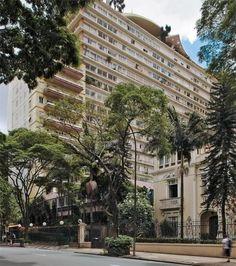 Edifício Bretagne (1959) – avenida Higienópolis, 938