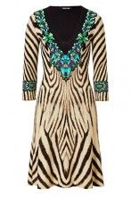 http://hollyrotic.mybigcommerce.com/roberto-cavalli-zebra-printed-cristallo-di-rocca-dress-850/  $850