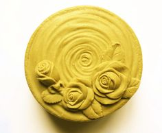 Water Flower S012 Silicone Soap mold Craft Molds DIY Handmade soap mould