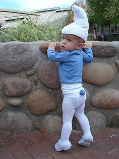 Rikki's next Halloween Costume Baby Halloween Costumes For Boys, Toddler Costumes, Cute Costumes, Halloween Kostüm, Family Halloween, Baby Costumes, Holidays Halloween, Smurf Costume, Fantasias Halloween