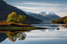 Autumn on Loch Leven, Highlands, Scotland – Living the View, Landscape Photographer of the Year Credit: Dave Bowman ***from Loch Leven in Scotland to St Levan Parish in West Penwith, Cornwall Visit Britain, Photography Competitions, Old Street, Scottish Highlands, Highlands Scotland, Scotland Travel, British History, Landscape Photographers, Landscape Paintings