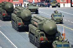 Demonstration der Stärke: Bei der Militärparade anlässlich des 70. Jahrestages...