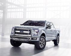 2014 Ford Atlas #BlueSpringsFord