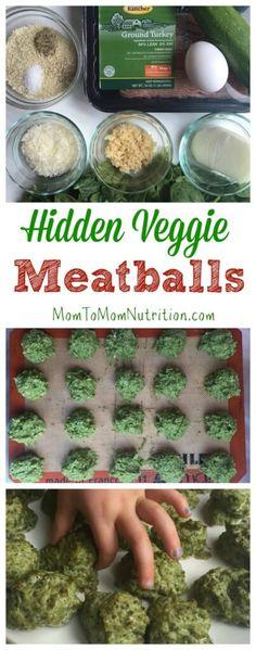Hidden Veggie Meatba