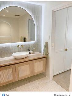 Pink Tiles, Black Tiles, White Tiles, Bathroom Inspo, Bathroom Inspiration, Bathroom Ideas, Bathroom Tiles Combination, Barbie Dream House, Amazing Spaces