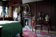 English Manor interior