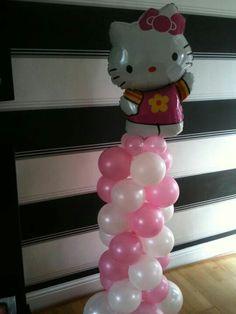 Hello Kitty Balloon Column x