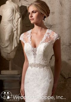 Mori Lee Bridal Gown 2706