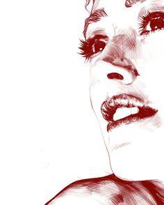By Gabriel Moreno I think she looks like Gwen Stefani!