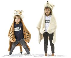 Ratatam - Bear & Tiger Costume