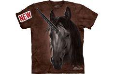 Realistic Unicorn T-shirt