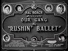 """""""Title card for the 1937 Our Gang comedy ...Our Gang (also known as The Little Rascals or Hal Roach's Rascals) is a series of American comedy short films about a group of poor neighborhood children and their adventures. Created by comedy producer Hal Roach, the series is noted for showing children behaving in a relatively natural way..."""" http://en.wikipedia.org/wiki/Our_Gang"""