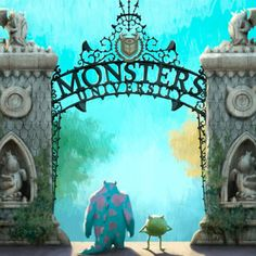 Monsters Inc. 2! I can't wait!!!!