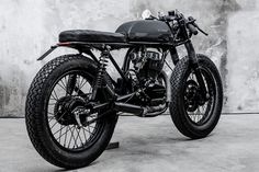 Rockin Rolling - De Palma Honda CG125 ~ Return of the Cafe Racers