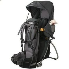 Camping Backpack - A blog post I wrote last year on taking babies and toddlers hiking - a basic guide on gear and whatnot.
