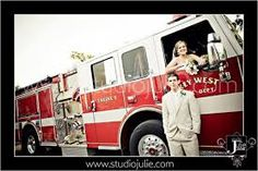 After the wedding I want the fire trucks pulled up so we can have photos and through out the night guest can take their pics with it.