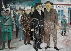 Prisoners of war by Ben Shahn