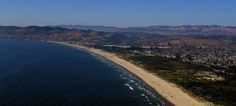 Grover Beach, CA : Grover Beach from the air