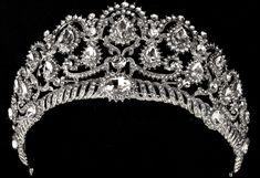 Majestic Rhinestone Wedding and Quinceanera Tiara hp4299- Affordable Elegance Bridal -