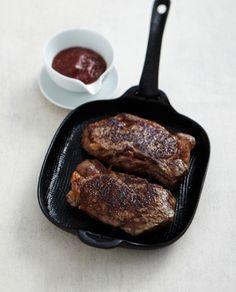 So braten Sie ein Steak richtig - [ESSEN & TRINKEN]