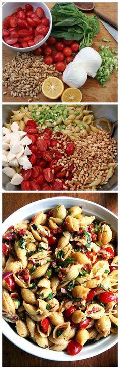 Kristina's Pasta Salad