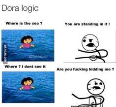 Dora Logic.