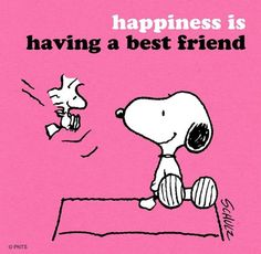 Hapiness is...