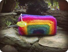 Cartucheras Tejidas al Crochet - Estuches - Accesorios - 805904