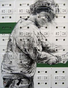 Cassette_Tape_Art_06.jpg (312×400)
