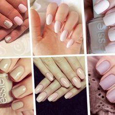 Nail art nude: 15 idee da copiare