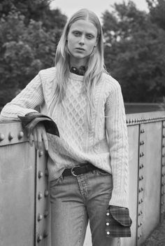 Publication: Vogue Netherlands September 2016 Model: Sofie Hemmet Photographer: Michael Hemy Fashion Editor: Hannah van Well Hair: Daniel Martin Make Up: James O'Riley Nails: Megumi Yamamoto