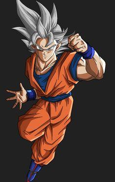 Goku Ultra Instinct, Dragon Ball Super