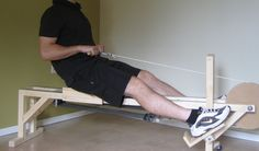 homemade leg machine - Buscar con Google