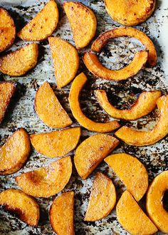 Maple Five-Spice Butternut Squash: you'll never see vegetables disappear so quickly! (gf, vegan)