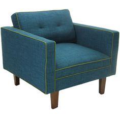10 Spring Street Braxton Chair: Furniture : Walmart.com