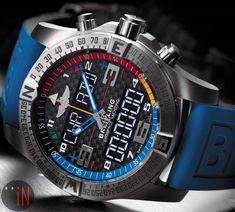 luxury watches for men breitling - luxury watches for men Best Watches For Men, Luxury Watches For Men, Cool Watches, Men's Watches, Watches Online, Fashion Watches, Patek Philippe, Cool Mens Bracelets, Breitling Watches