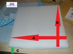 Sew chair cushions yourself – step by step instructions (for … - Armchair Ideas Craft Projects, Sewing Projects, Projects To Try, Sew Mama Sew, My Sewing Room, Textiles, Sewing Pillows, Step By Step Instructions, Chair Cushions