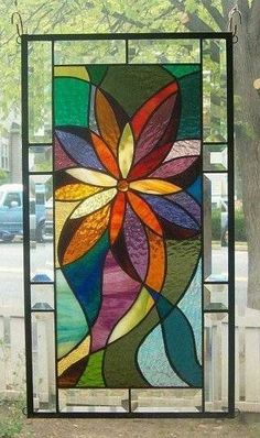 Shooting Star Stained Glass Window Panel by tammie Stained Glass Quilt, Stained Glass Flowers, Faux Stained Glass, Stained Glass Designs, Stained Glass Panels, Stained Glass Projects, Stained Glass Patterns, Leaded Glass, Beveled Glass