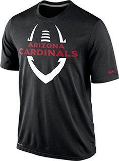 NIKE Nike Arizona Cardinals Nfl Football Legend Icon Wordmark Bolt Dri-Fit  T-Shirt.  nike  cloth   b1a2d91d4