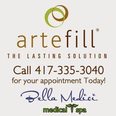 Bella Medici Medical Spa Blog: Artefill benefits