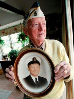 Ralph Jeffers Died at 96 y.o. WWII Vets fewer and fewer 75 years this December 2016
