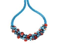 Lots of kits at a price comparable to one's made in the U. Complete 7 Strand Kumhimo kit for this striking necklace, it reminds me of the beautiful colours of a Kingfisher Gel Glue, Beautiful Braids, Kingfisher, Jewelry Crafts, Swarovski Crystals, Beaded Necklace, Kit, Beads, Etsy