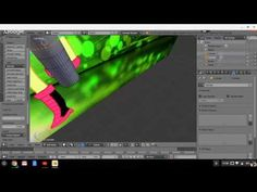 Making a 3D Model Pictures of LORA LIGHT in BLENDER!!! Live Stream!! - YouTube