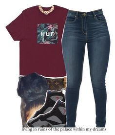 """back to school."" by trinityannetrinity ❤ liked on Polyvore featuring Louis Vuitton"