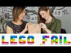 FAIL!!!  BiZaRR LEGO trükkök, amik NEM működnek! vendégem: Inez Hilda Papp | Csorba Anita - YouTube Lego, Fail, Diy Crafts, Youtube, Make Your Own, Homemade, Craft, Legos, Youtubers