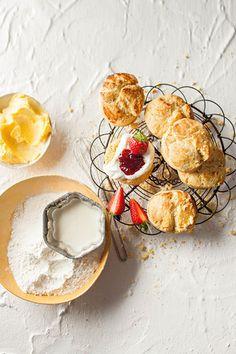 Suikervrye skons | SARIE KOS | Sugar free sconces #sugar-free
