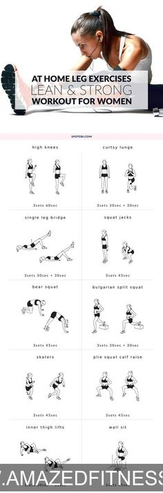 Upgrade your workout routine with these 10 leg ... - #yoga #workout #fitness #getfit #exercise