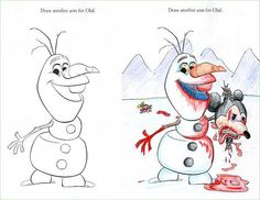 Brilliantly Corrupted Coloring Books Thatll Ruin Your Childhood 24 Photos