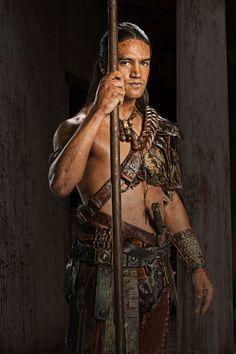Spartacus | Nasir - Spartacus Wiki - Spartacus: Blood and Sand, Spartacus: Gods of ...